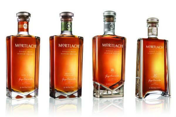 Mortlach-Bottles